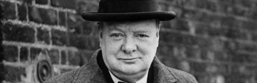Winston Churchill, one of the single most quotable men who has ever been